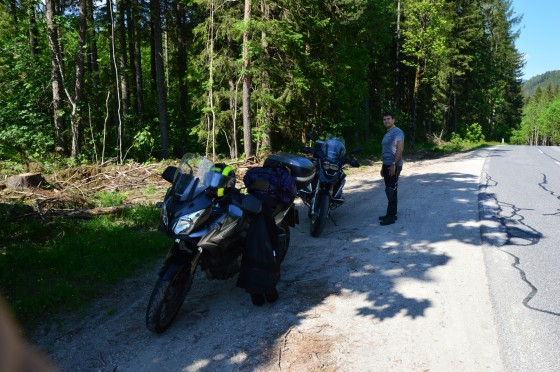 01 nathan bei anfahrt tour italien juni 2015
