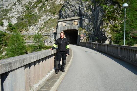 12 ich mit blindenschleifen tour italien juni 2015