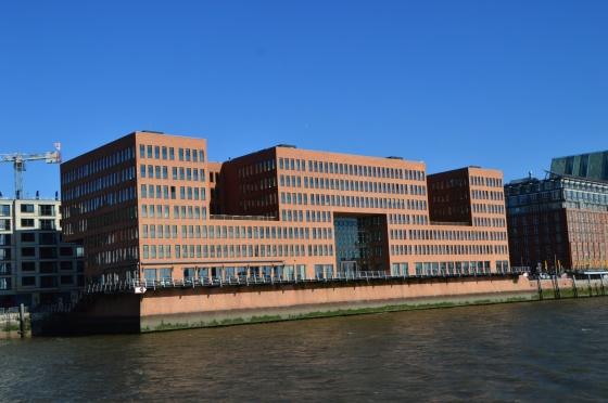 Architektur im Hafen 2 Hamburg