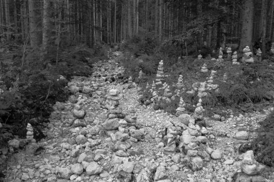 steinmandeln am ödensee