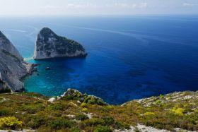 Griechenland Zakynthos 2019 September 01