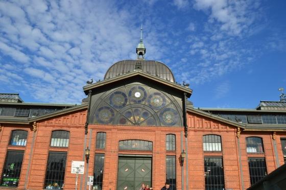 Halle am Fischmarkt Hamburg