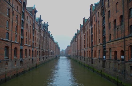 Hamburg Speicherstadt HDR 1