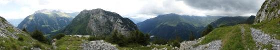 cellon schulter ausblick panorama