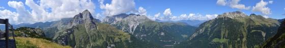 panorama vom kleinen pal richtung österreich