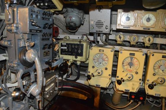 Kommunikationszentrale U434