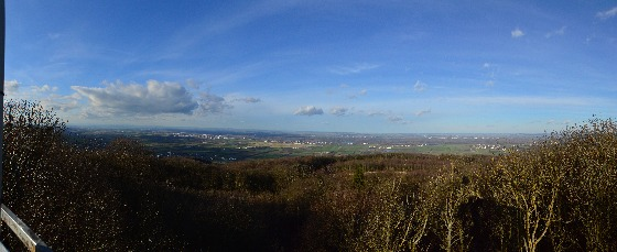 Leopold Figl Warte Panorama