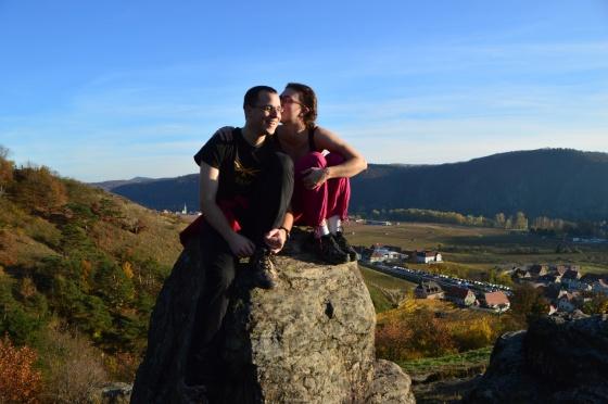 Mathias und Anna Wachau