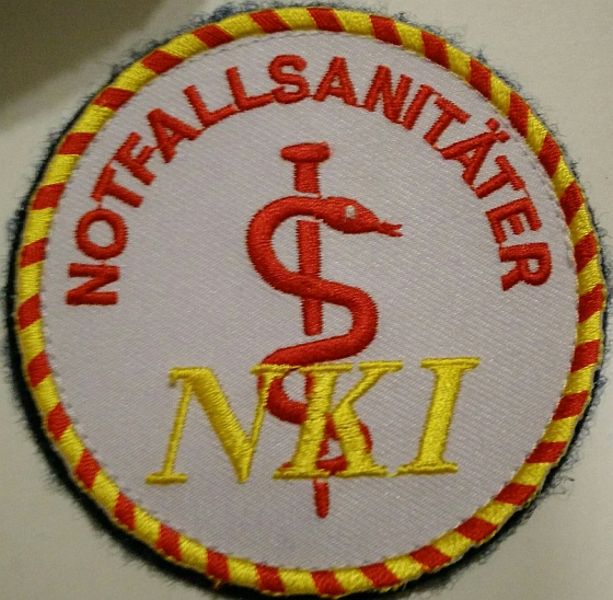 NKI badge