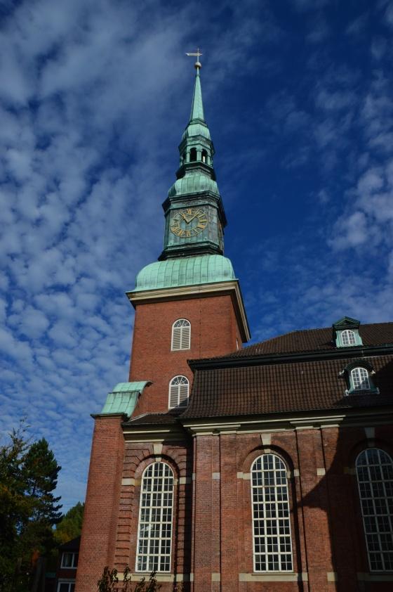 Sankt Trinititatis Kirche Hamburg
