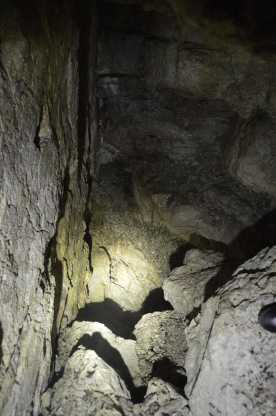abstieg kalte höhle stöger steig