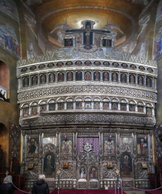 altar orthodoxe kirche cluj