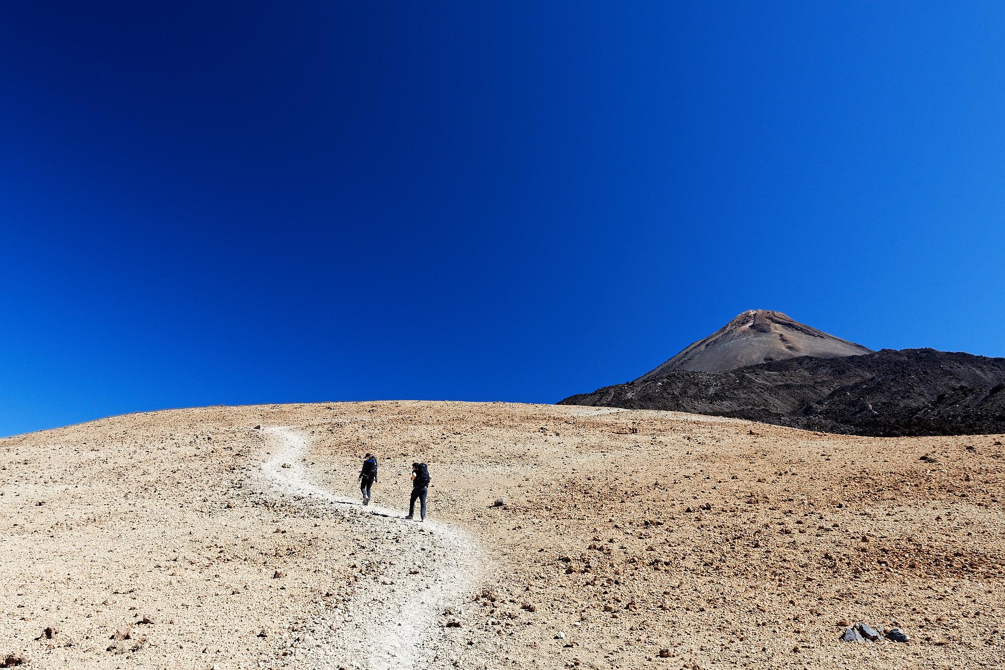 aufstieg pico del teide-2021-03-04