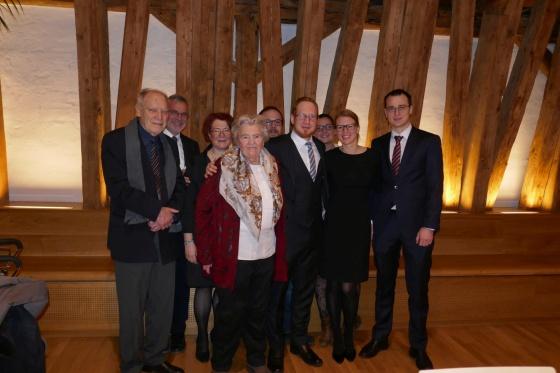 gruppenfoto kuppelsaal promotion 2