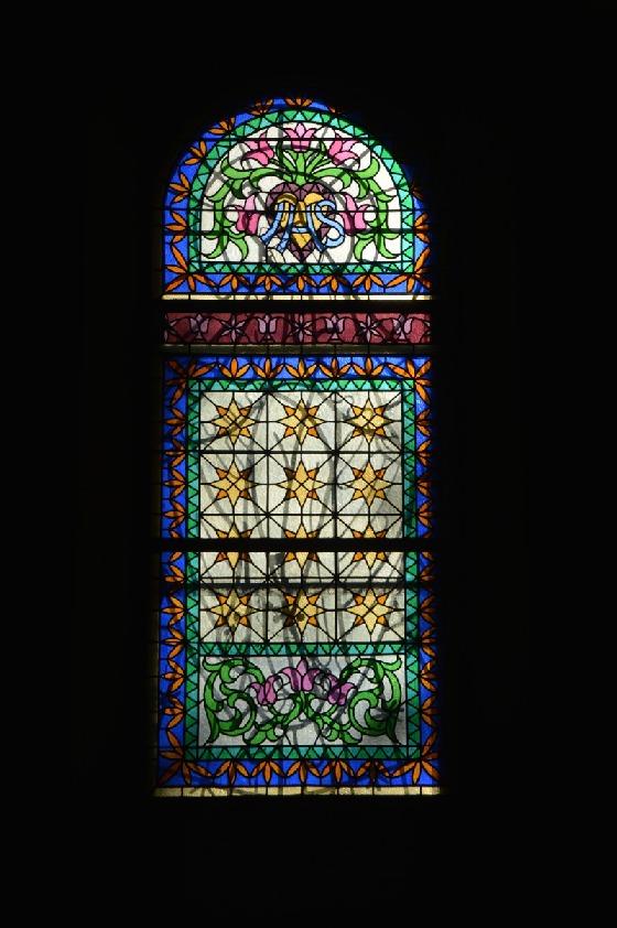 kirchenfenster zakopane