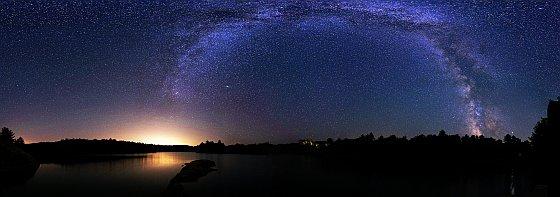 milchstrasse über george lake sommer 2019 2020-07-02
