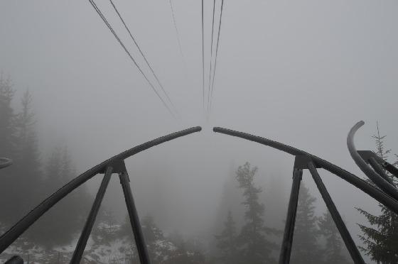 nebel seilbahn kasprowy wierch