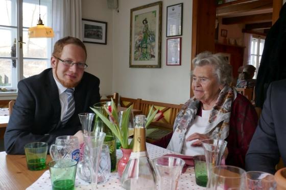 oma und ich promotions essen