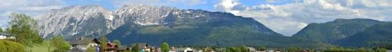 panorama bad mitterndorf blick nach süden