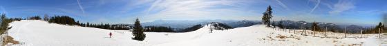 panorama blochboden verschneit