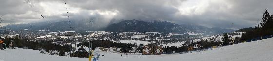 panorama zakopane piste