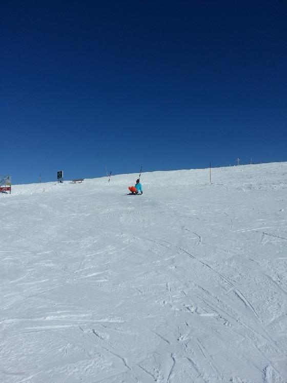 patrick im schnee