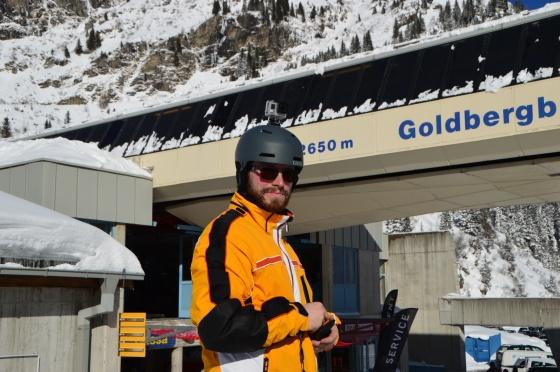 theo bei bergstation sportgastein