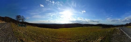 tulbingerkogel panorama