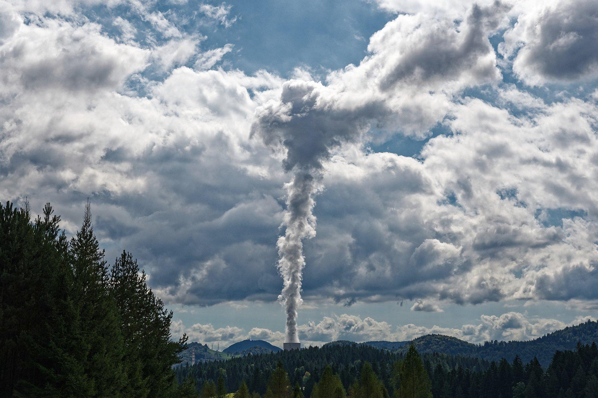 wolkengenerator in slowenien 2020-09-08